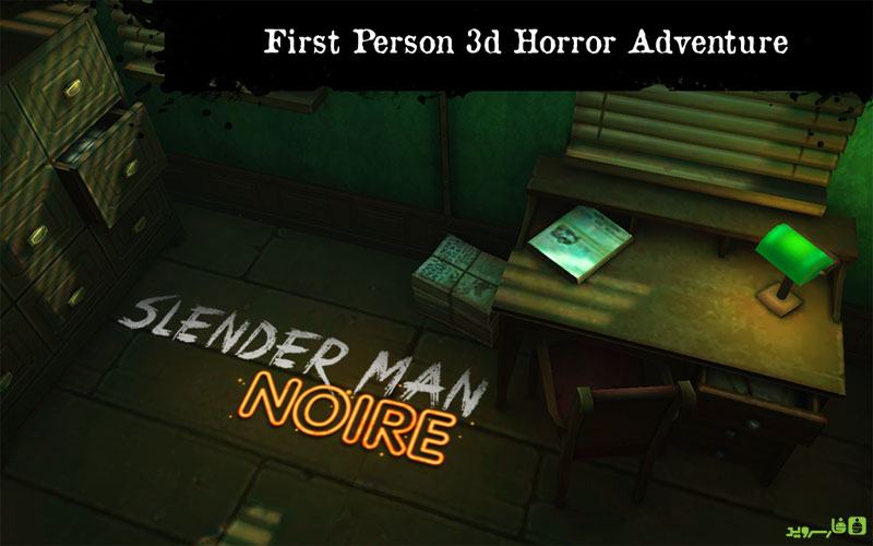 Download Slender: Noire Android Apk Original + Unlocked - Google Play