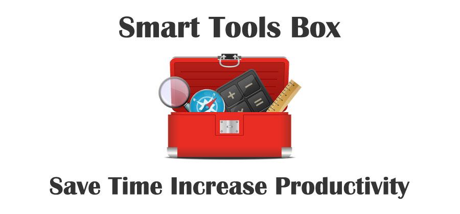 دانلود Smart Tool Box - جعبه ابزار هوشمند آندروید !