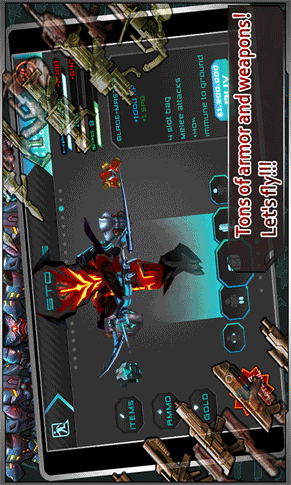 Star Warfare:Alien Invasion HD Android بازی اندروید