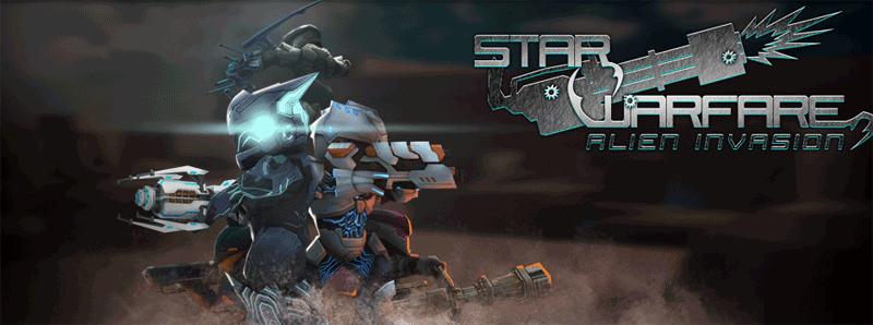 دانلود Star Warfare:Alien Invasion HD - بازی تهاجم بیگانه اندروید
