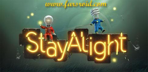 دانلود Stay Alight® 1.5.0 – بازی مبارزه با میکروب ها اندروید + دیتا
