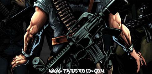 دانلود بازی تفنگی TONS OF GUNS اندروید + دیتا + آفلاین
