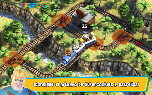 Download Tadeo Jones: Train Crisis Pro Android APK