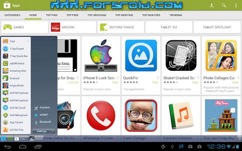 Download Taskbar - Windows 8 Style Android