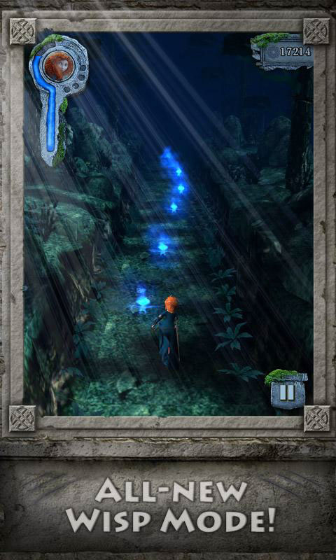 Temple Run: Brave Android بازی اندروید