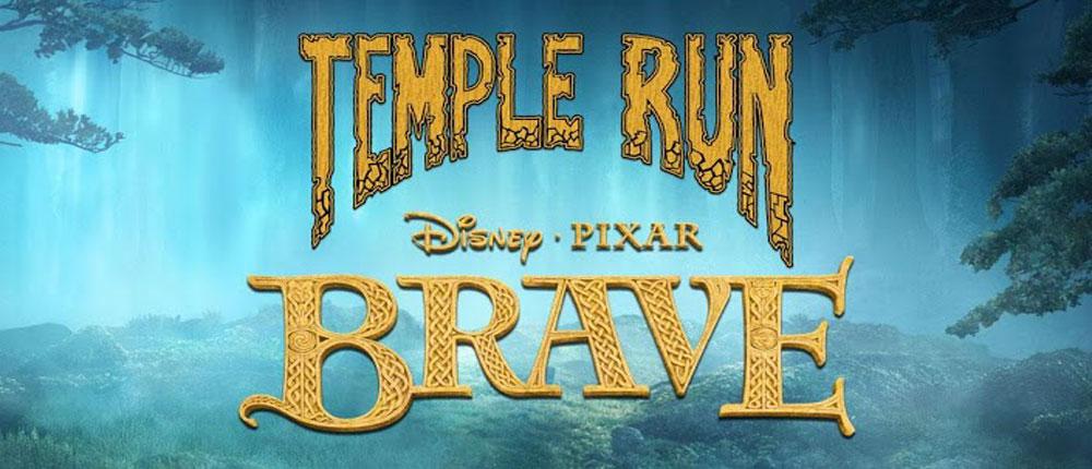 دانلود Temple Run: Brave - بازی مهیّج فرار از معبد اندروید