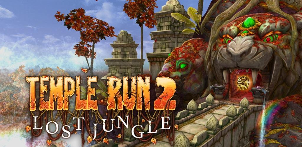 دانلود Temple Run 2 - بازی پرطرفدار فرار از معبد اندروید
