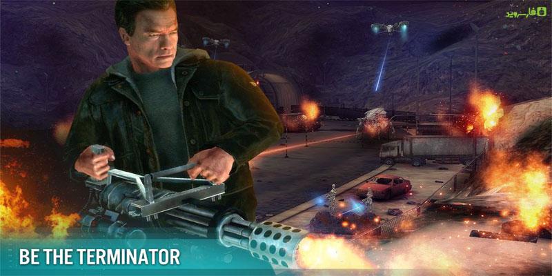 دانلود Terminator Genisys: Revolution - بازی اکشن نابودگر اندروید + مود/دیتا