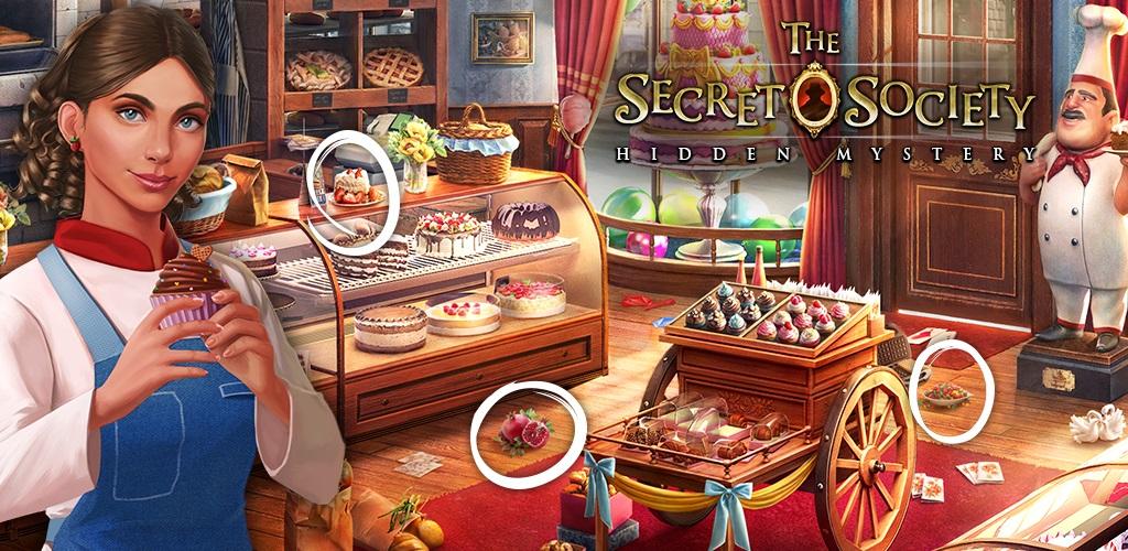 دانلود The Secret Society - بازی ماجراجویی اندروید + دیتا