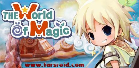 دانلود The World of Magic - بازی دنیای سحر و جادو اندروید