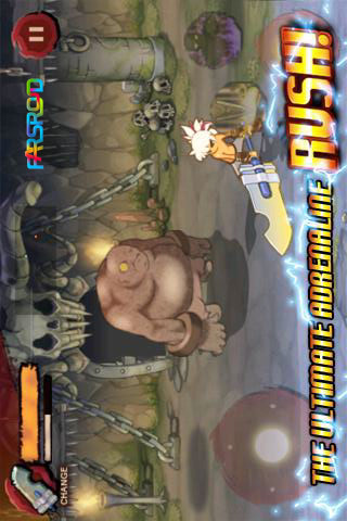 Third Blade Android بازی اندروید - جدید