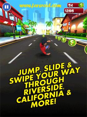 Trailin' Travis Android بازی اندروید