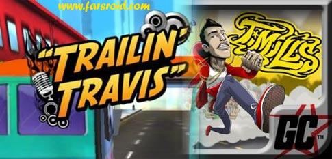 دانلود Trailin' Travis - بازی جذاب ترایلین تراویس اندروید