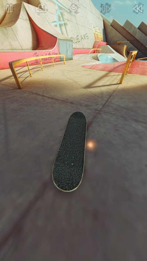 True Skate Android 2.3 APK بازی اندروید