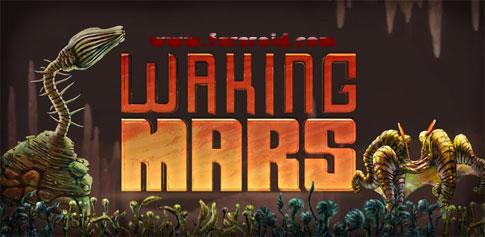 دانلود Waking Mars - بازی سفر به مریخ اندروید + دیتا