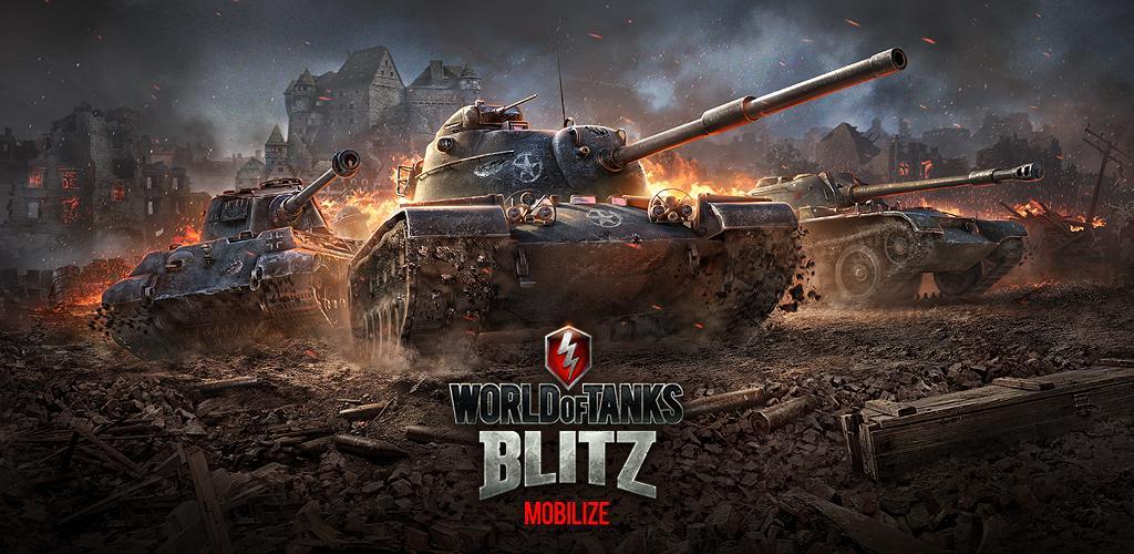 دانلود World of Tanks Blitz - بازی نبرد تانک ها اندروید + دیتا