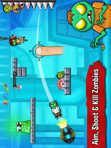Zombie Ragdoll Android بازی اندروید