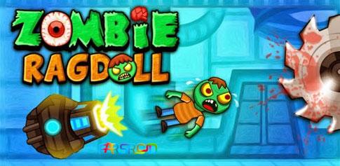 دانلود Zombie RagdolL - بازی مهیج زامبی عروسک اندروید + مود