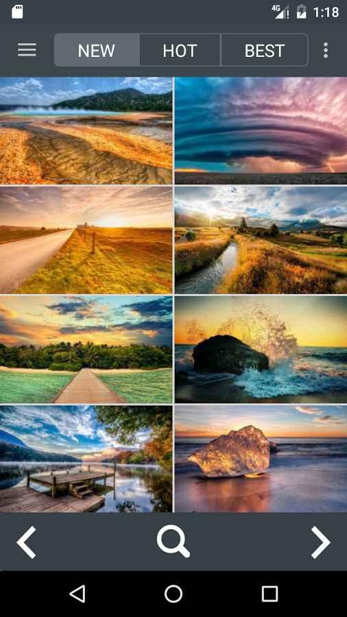 دانلود A 1,000,000 Wallpapers HD Full 8.11 - بزرگ ترین منبع تصاویر زمینه اندروید