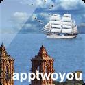 Sky Sea HD PRO Live Wallpaper