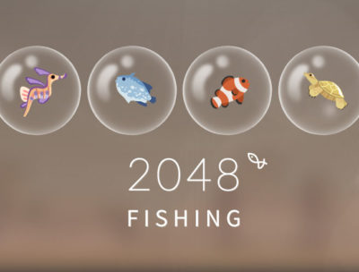 A 2048 Fishing