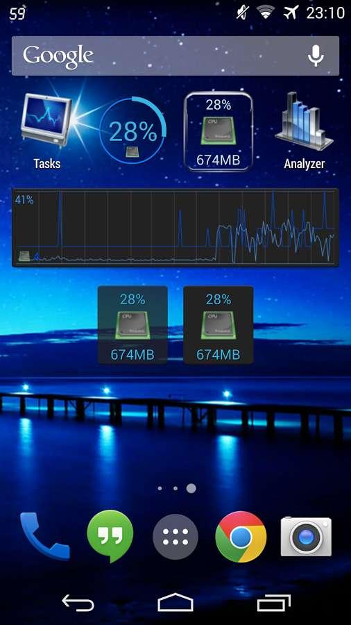 دانلود 3C Process Monitor Pro 2.3.4 - برنامه تسک منیجر جامع اندروید !