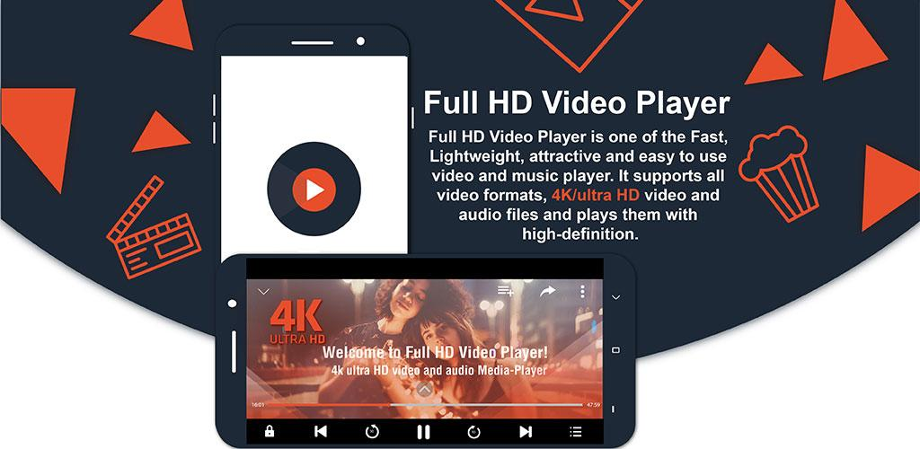 4K Video Player - Full HD Video Player - 4K Ultra