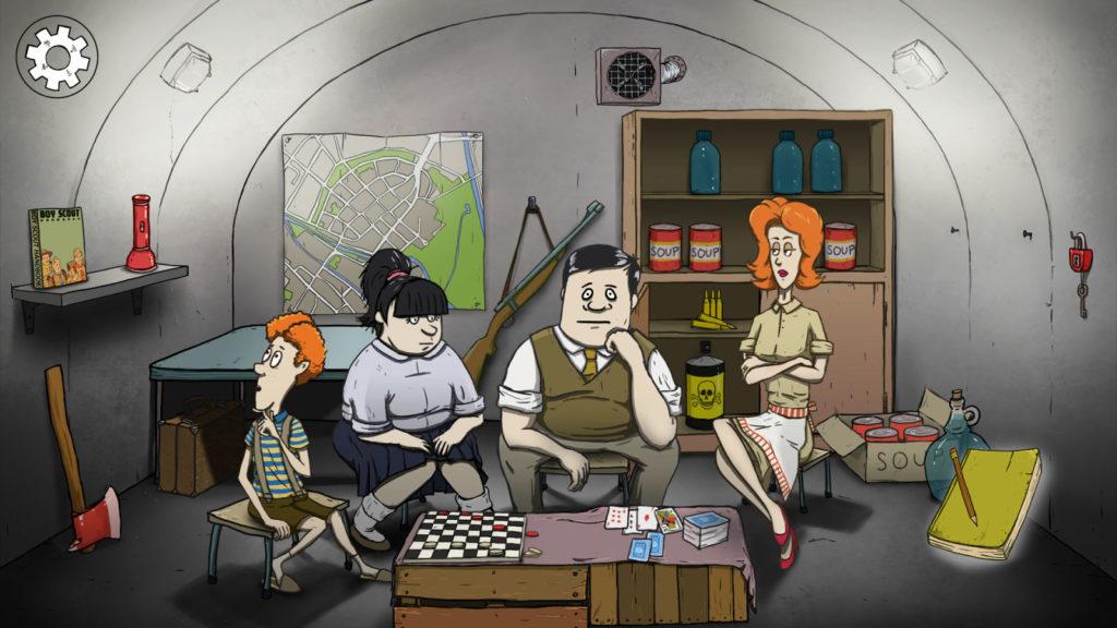 دانلود A 60 Seconds Atomic Adventure 1.3.107 - بازی ماجراجویی جالب