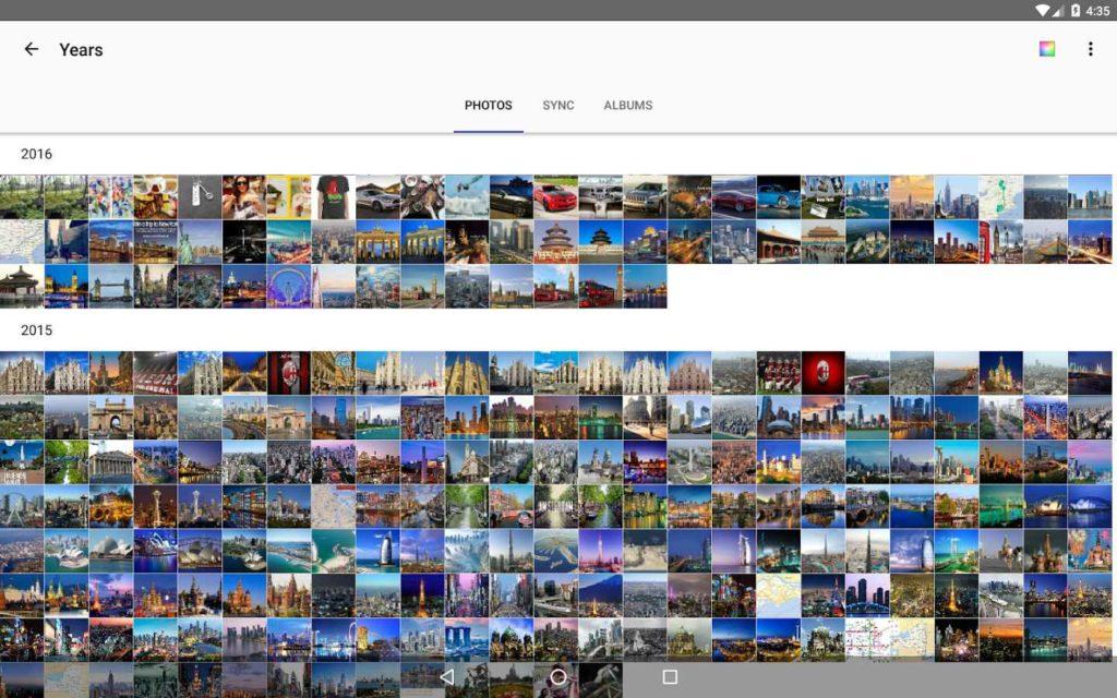 دانلود A+ Gallery Photos & Videos Full 2.2.28.30 - بهترین برنامه گالری اندروید !