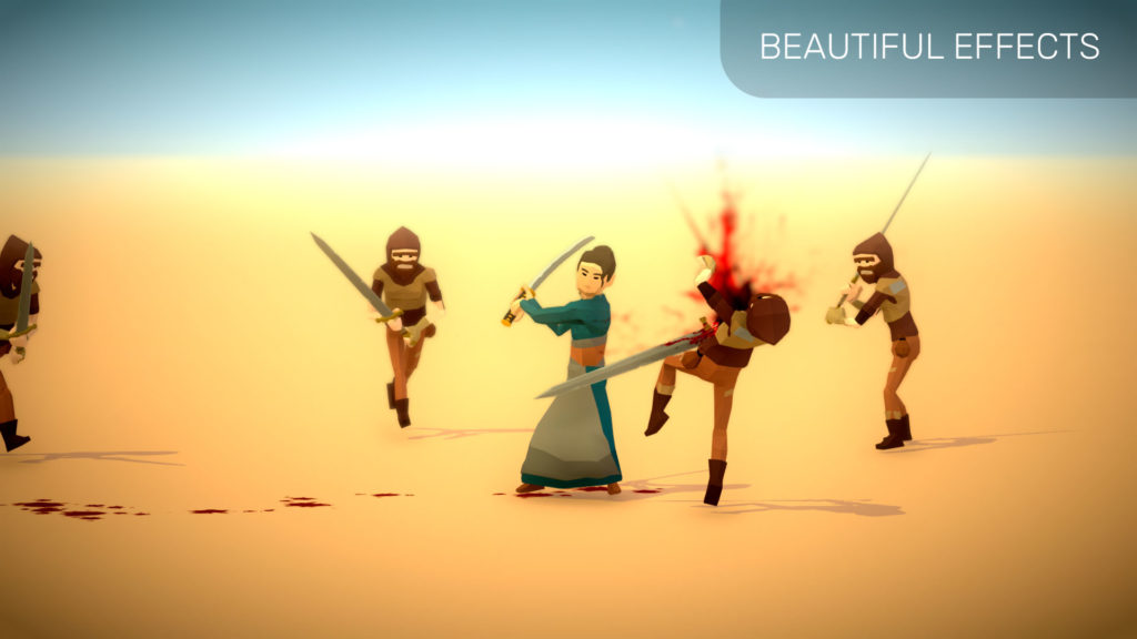 دانلود A Way To Slay - Bloody Fight And Turn-Based Puzzle 2.1 - بازی اکشن