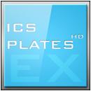 ADW GO Theme - ICS Plates EX Android