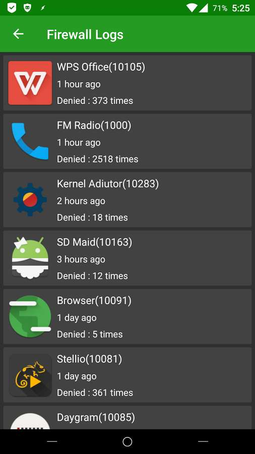 دانلود AFWall+ (Donate) 2.9.9 - فایروال هوشمند و عالی اندروید !