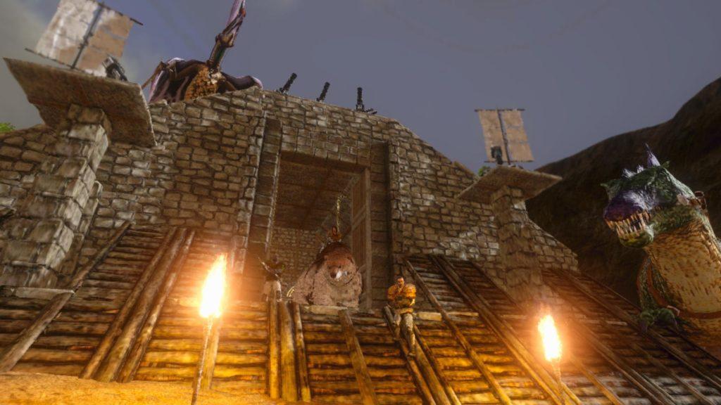 دانلود ARK: Survival Evolved 1.1.20 - بازی خارق العاده