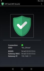 ARP Guard (WiFi Security)