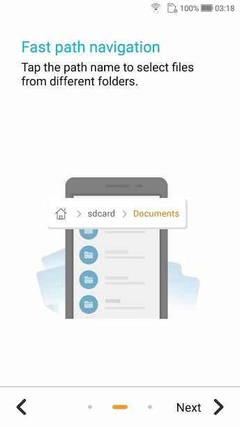 دانلود ASUS File Manager 2.4.0.73M-190618 - برنامه مدیریت فایل ایسوس اندروید