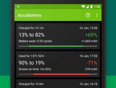 AccuBattery - Battery Health