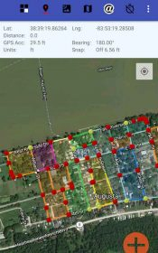 Acres GPS Area Measurement