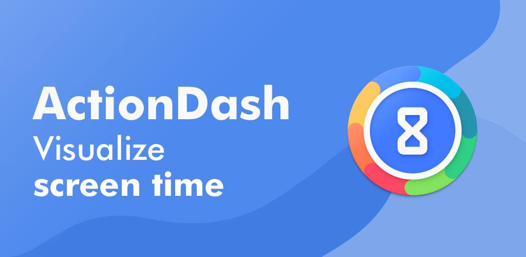 ActionDash Digital Wellbeing & Screen Time helper Premium