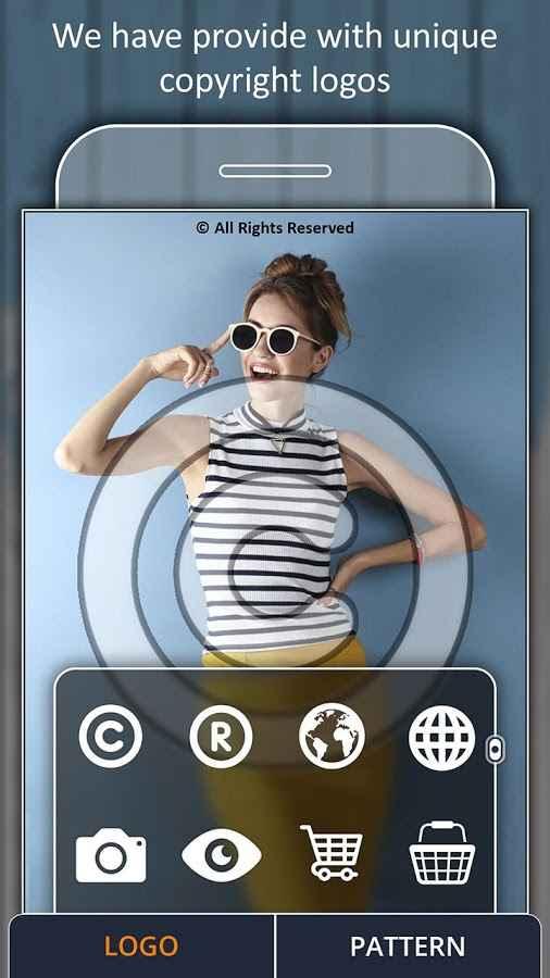 دانلود Add Watermark on Photos Pro 1.1 - برنامه افزودن آسان واتر مارک روی تصاویر اندروید !