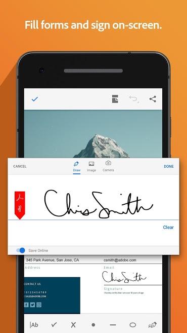 دانلود Adobe Acrobat Reader 19.7.1 - نرم افزار PDF خوان