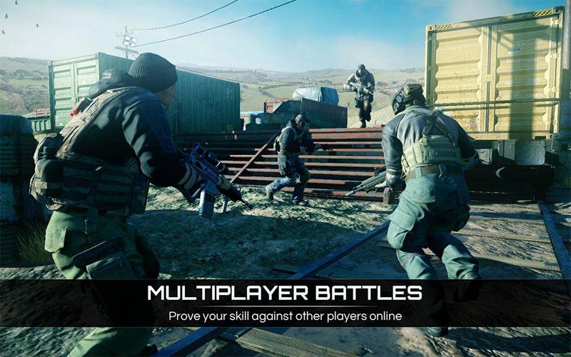 دانلود Afterpulse - Elite Army 2.0.5 - بازی اکشن سوم شخص خارق العاده