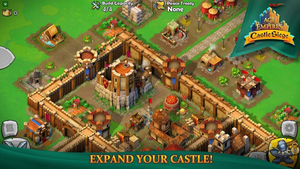 دانلود Age of Empires: Castle Siege 1.26.235 - بازی استراتژی خارق العاده
