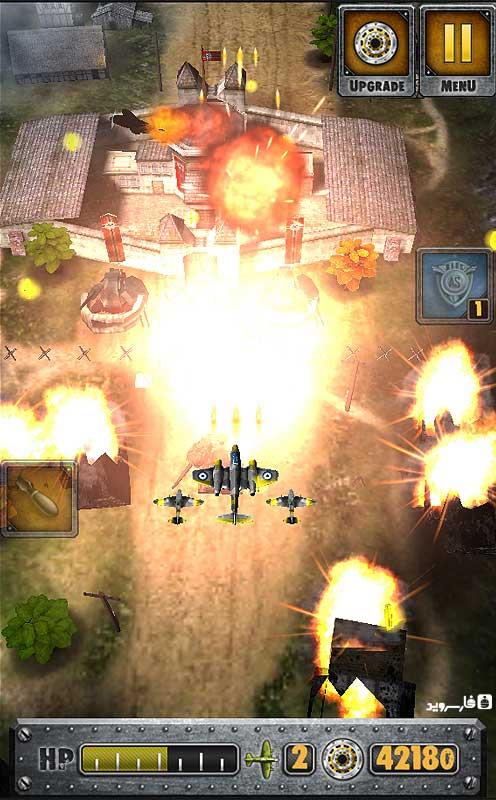 دانلود Air Storm HD Beginning 1.0.0 - بازی اکشن