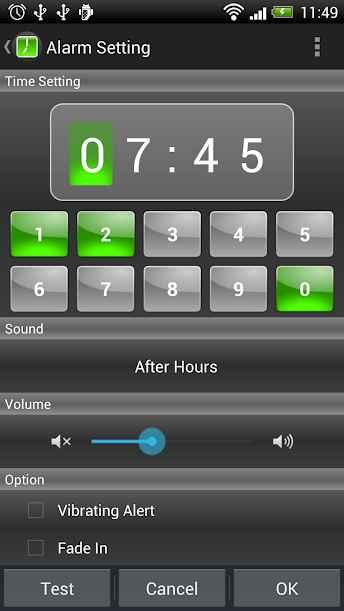 دانلود Alarm Clock Tokiko 4.3.1 - ساعت زنگ دار هوشمند و دقیق اندروید