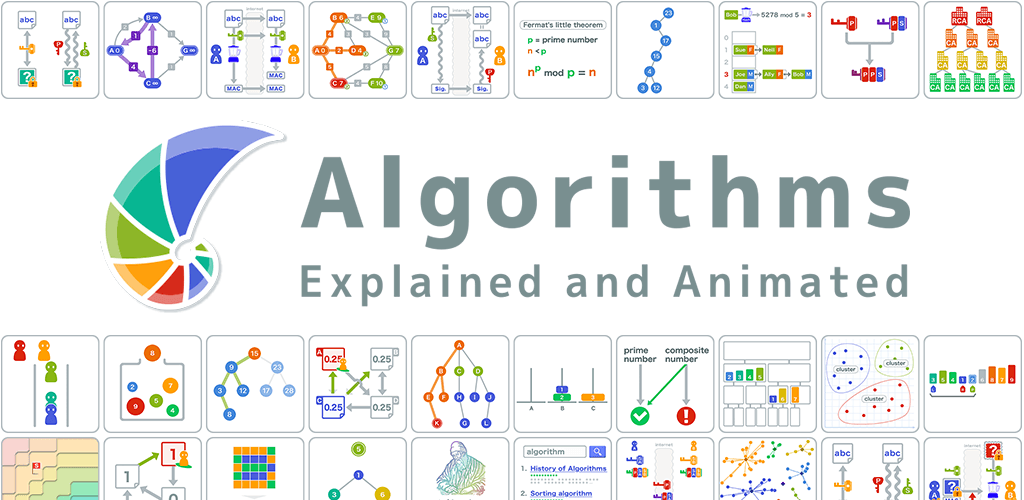 Algorithms: Explained&Animated