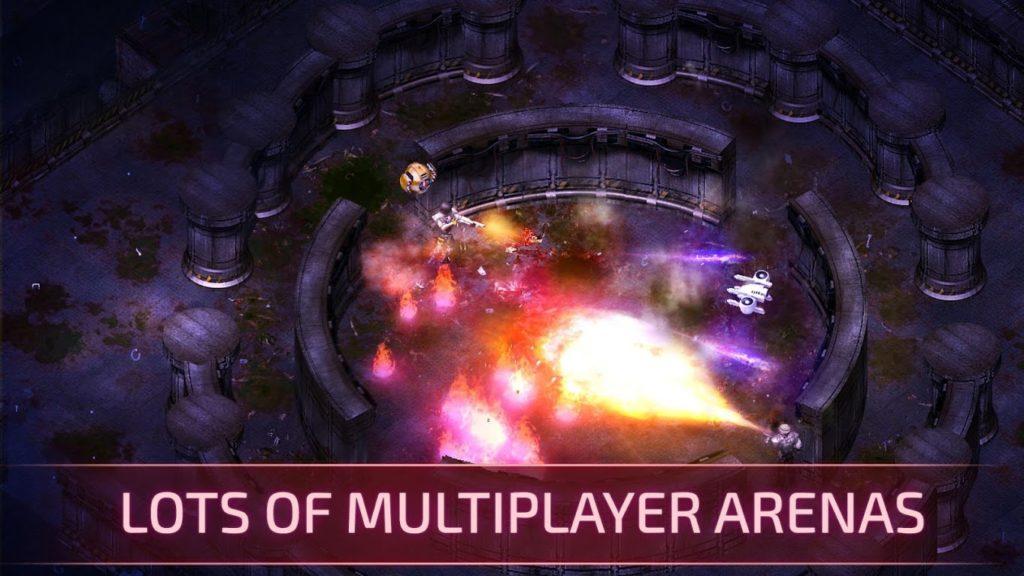 دانلود Alien Shooter 2 - The Legend 2.0.2 - بازی اکشن محبوب