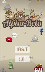 """Alpha Beta 5 175x280 دانلود Alpha Beta 1.1.4 – بازی تفننی جذاب و جالب و همچنین سرگرم کننده """"آلفا بتا"""" آندروید + مود"""