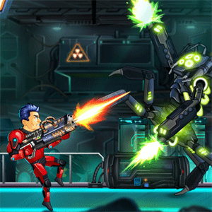 Alpha Guns 2 5.5 - بازی اکشن فوق العاده