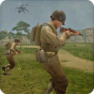 """دانلود American vs Japanese Sniper 1.1.2 – بازی اکشن """"نبرد تک تیراندازان آمریکایی و ژاپنی"""" اندروید + مود"""
