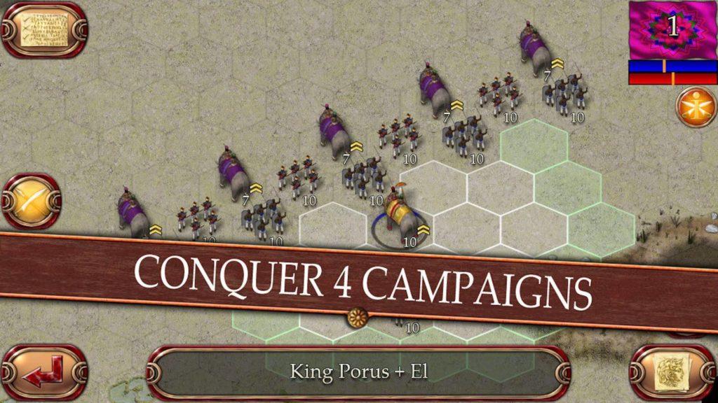 دانلود Ancient Battle: Alexander 1.4.0 - بازی استراتژیکی